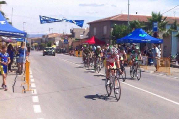 Las Escuelas de Ruta protagonizaron otra gran jornada de ciclismo en Las Torres de Cotillas2 e1434390609251