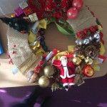 Llegan los primeros adornos del concurso escolar navideño de Las Torres de Cotillas5