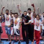 Cinco oros para Las Torres de Cotillas en el campeonato de España de artes marciales y deportes de contacto