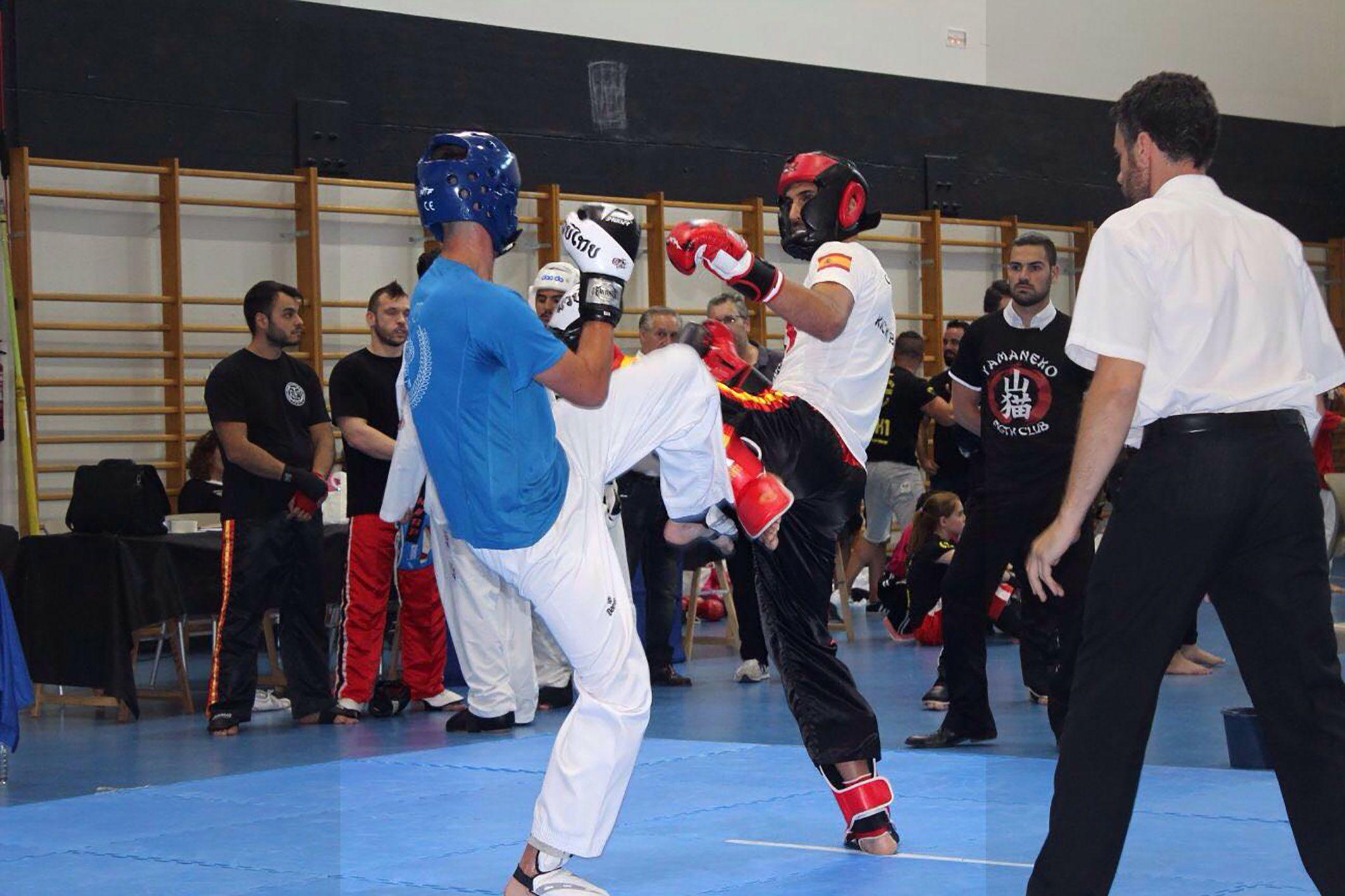 Resultado de imagen de deportes de contacto artes marciales