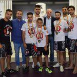 Cinco oros para Las Torres de Cotillas en el campeonato de España de artes marciales y deportes de contacto5