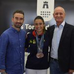 La piragüista torreña Silvia Tomás se cuelga cinco medallas en el Europeo de clubes de dragonboat2