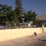 Muro polideportivo Las Torres de Cotillas5