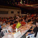 Cena fiestas La Media Legua - Las Torres de Cotillas