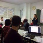 Los escolares torreños asisten a talleres de prevención de riesgos en adolescentes