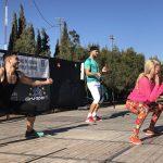 'Zumbaila', una divertida mañana de baile en Las Torres de Cotillas con el proyecto 'Do-U-Sport' 2