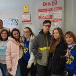 Las Torres de Cotillas se volcó con la campaña Cuento contigo del Banco de Alimentos