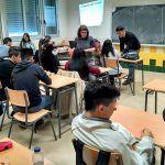 Los escolares torreños comienzan sus aportaciones a los presupuestos participativos (IES La Florida)