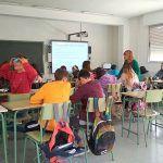 Los escolares torreños comienzan sus aportaciones a los presupuestos participativos (IES Salvador Sandoval)