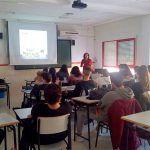 Los escolares torreños comienzan sus aportaciones a los presupuestos participativos (colegio Monteazahar)