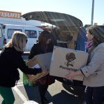 Los trabajadores de 'Consum' en Las Torres de Cotillas recogen juguetes para los niños más necesitados2