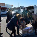 Los trabajadores de 'Consum' en Las Torres de Cotillas recogen juguetes para los niños más necesitados3
