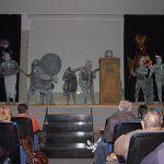 Chirigotas en el Pregón de Carnaval de Las Torres de Cotillas (archivo)