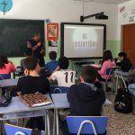 900 alumnos de Secundaria de Las Torres de Cotillas reciben formación para prevenir el absentismo escolar