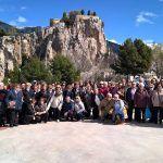 Cerca de 60 participantes en el viaje a Alicante para celebrar el día de la mujer