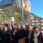 Cerca de 60 participantes en el viaje a Alicante para celebrar el día de la mujer2