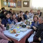 Cerca de 60 participantes en el viaje a Alicante para celebrar el día de la mujer4
