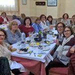 Cerca de 60 participantes en el viaje a Alicante para celebrar el día de la mujer5