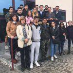Los alumnos de los programas mixtos de empleo y formación del SEF visitan empresas locales