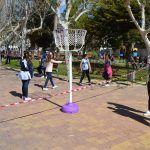 Multitudinaria jornada de deporte en la calle con el proyecto europeo 'Do-U-Sport' 2