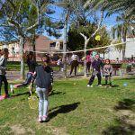 Multitudinaria jornada de deporte en la calle con el proyecto europeo 'Do-U-Sport' 3