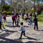 Multitudinaria jornada de deporte en la calle con el proyecto europeo 'Do-U-Sport' 4