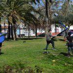 Multitudinaria jornada de deporte en la calle con el proyecto europeo 'Do-U-Sport' 5