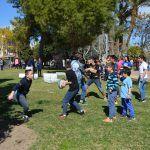 Multitudinaria jornada de deporte en la calle con el proyecto europeo 'Do-U-Sport' 7