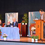 Sentido homenaje al ex alcalde Domingo Coronado del grupo 'Tejuba' y la asociación literaria 'Las Torres'2