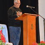 Sentido homenaje al ex alcalde Domingo Coronado del grupo 'Tejuba' y la asociación literaria 'Las Torres'3