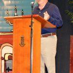 Sentido homenaje al ex alcalde Domingo Coronado del grupo 'Tejuba' y la asociación literaria 'Las Torres'5