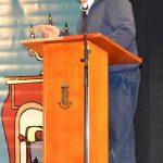 Sentido homenaje al ex alcalde Domingo Coronado del grupo 'Tejuba' y la asociación literaria 'Las Torres'7