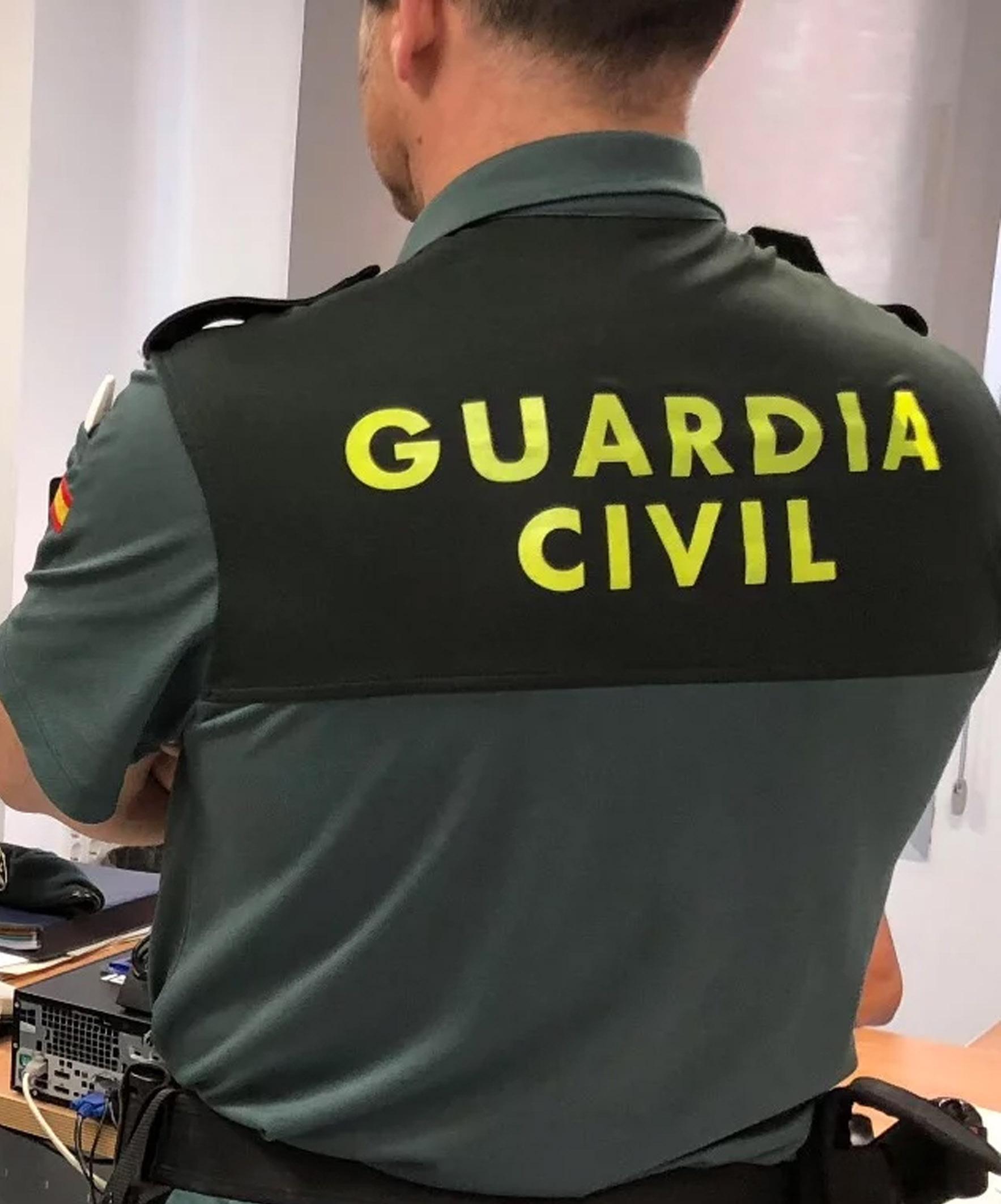 Guardias Civiles perderán 1 día de vacaciones por cada 5% por debajo de un CI de 100.
