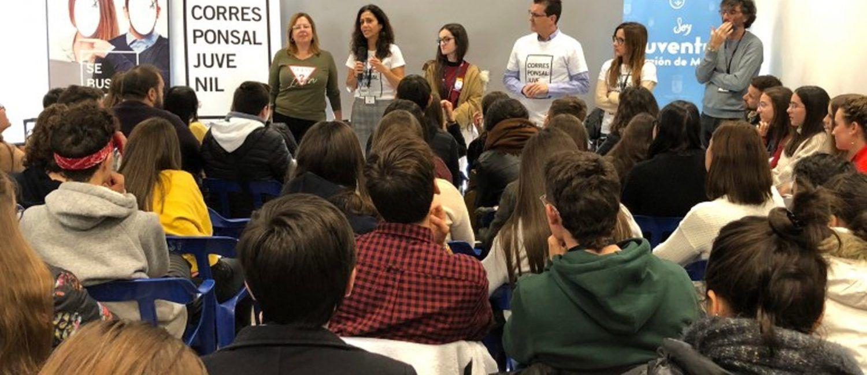 Los institutos torreños participan en la 12ª edición del programa de corresponsales juveniles 1
