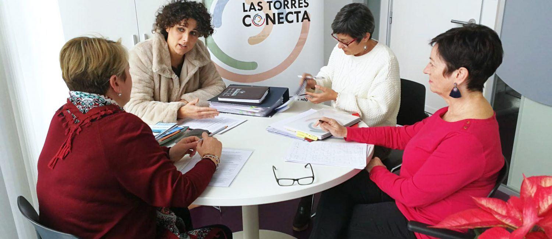 Echa a andar el plan de la EDUSI para regenerar e integrar las zonas desfavorecidas del municipio