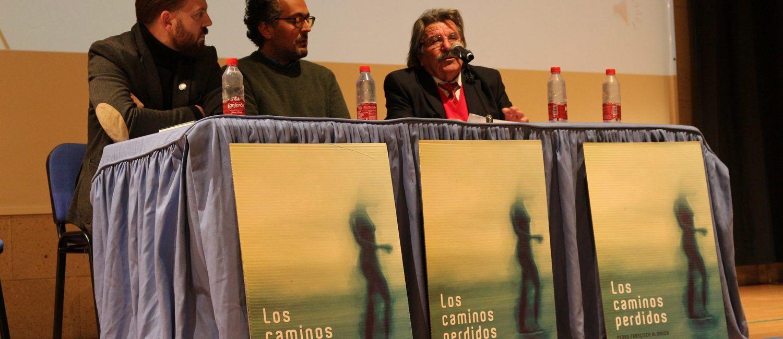 Acultamar presentó la novela 'Los caminos perdidos' de Pedro Francisco Almaida