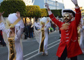 Desfile de Carnaval Las Torres de Cotillas2