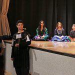 El grupo de teatro coeducativo inicia con una divertida obra las actividades para celebrar el 8 de marzo3