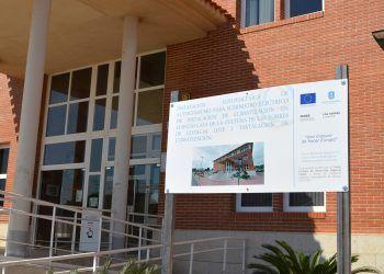Las obras en la Casa de la Cultura mantienen la actividad la biblioteca municipal solo en el préstamo y devolución de libros