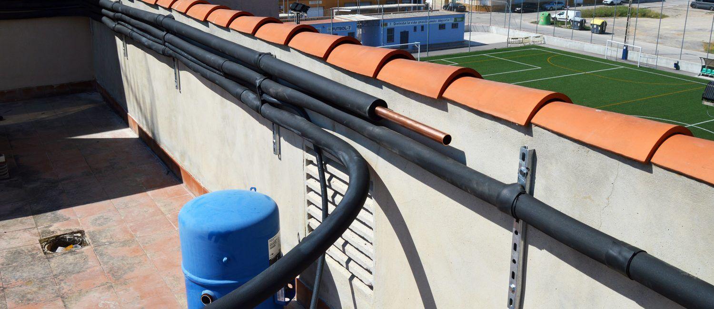 El Ayuntamiento invierte cerca de 60.000 euros para mejorar la climatización de la Casa de la Cultura Pedro Serna2