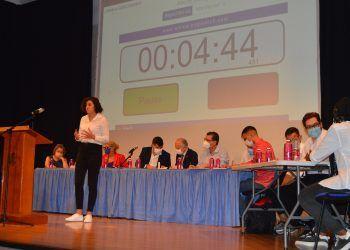Gran asistencia a la sesión abierta al público del taller municipal de debate3