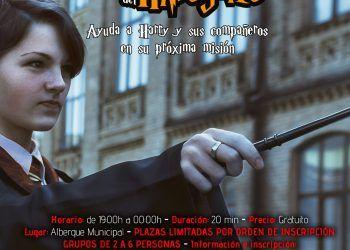 """Escape room """"Harry Potter y el rescate del hipogrifo Las Torres de Cotillas"""