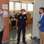 El portavoz del grupo socialista en la Asamblea Regional Diego Conesa visita Las Torres de Cotillas2