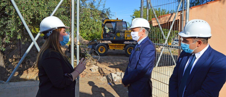 Comienza la ampliación del colegio San José que beneficiará a unos 500 alumnos
