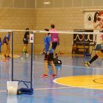 El Bádminton Las Torres se cuelga 10 medallas en la primera prueba del circuito nacional senior1