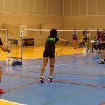 El Bádminton Las Torres se cuelga 10 medallas en la primera prueba del circuito nacional senior2