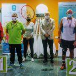 El Bádminton Las Torres se cuelga 10 medallas en la primera prueba del circuito nacional senior4