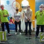 El Bádminton Las Torres se cuelga 10 medallas en la primera prueba del circuito nacional senior6