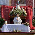 La Florida agasaja a su patrona la Virgen del Pilar con una misa huertana el día de su santo6