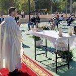 La Florida agasaja a su patrona la Virgen del Pilar con una misa huertana el día de su santo7